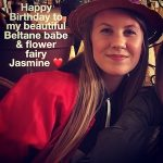 Annabel Du Boulay Beltane Jasmine Birth Story